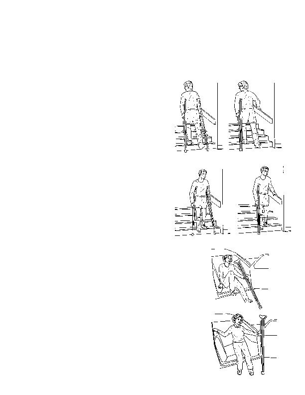 Health Topics Crutch Walking